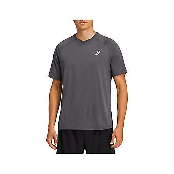 Asics ספורט לרוץ למעלה M 2011B549021 פועל כל השנה גברים חולצת טריקו