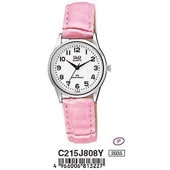 Q&q watch c215j808y
