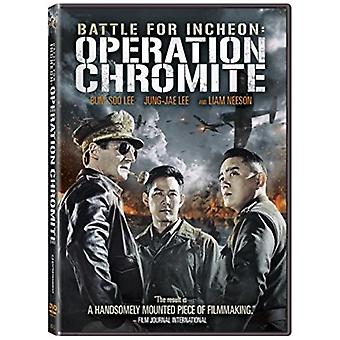 Battle for Incheon: Operation Chromite [DVD] USA import