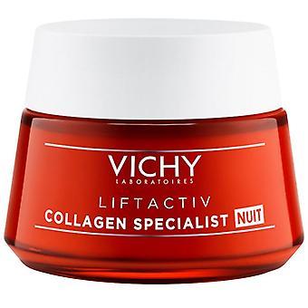 Vichy Liftactiv Spécialiste Collagène Crème de nuit 50ml