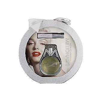 Marilyn Monroe How To Marry A Millionaire Gift Set 50ml EDP + 15ml Lip GLoss