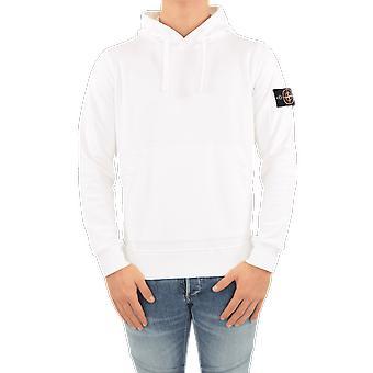 Stone Island Sweat-Shirt White MO741564151V0001 Top