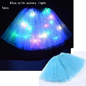 Star Led Tutu Light Skirt