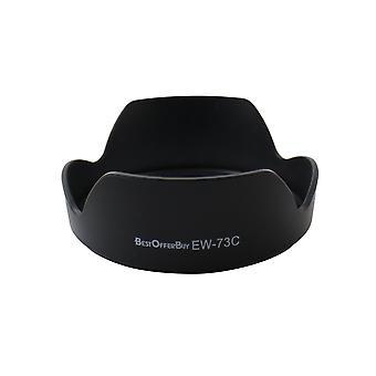 Bestofferbuy ew-73c capa de lente para canon ef-s 10-18mm f/4.5-5.6 é lente stm