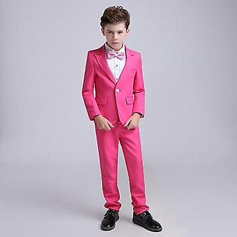 Boy Flower Suit For Wedding Party