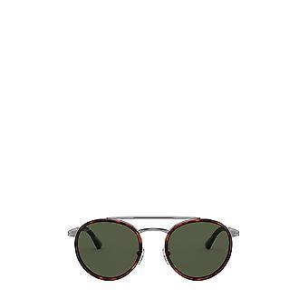 Persol PO2467S gunmetal & havana manliga solglasögon