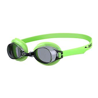 Arena Bubble 3 Junior Swim Goggle - Smoke Lens - Lime Frame