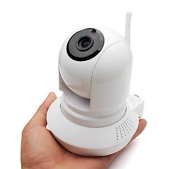 S6204Yワイヤレス720P IPセキュリティカメラP2Pナイトビジョンリモートモニター