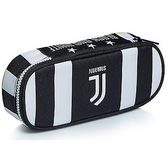Juventus Oval Sachet, Paras ottelu, Mustavalkoinen, Elastici Porta Matite, Portapenne Scuola
