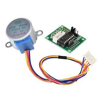 5v Dc Stepper Motorand Drive Module- Diy Kit