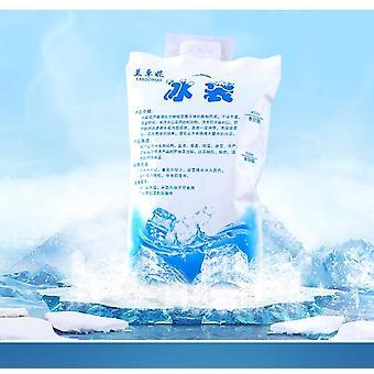 Izolované suché gélové vrecko na ľad na opakované použitie za studena
