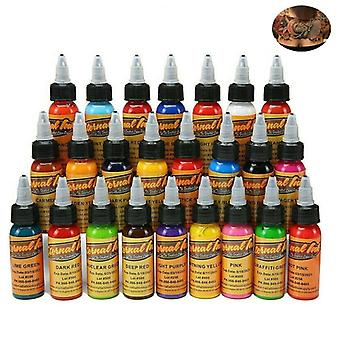Culori Eternal Tattoo Ink Set, Pigment Bottle Permanent Makeup Art