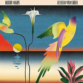Smith,Reuben Vaun - Warm Nights [Vinyl] USA import