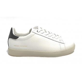 Men's Sneakers Armani Exchange Leather Color White U21ax01