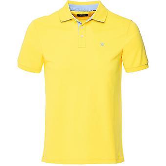 Hackett Slim Fit Palm Swim Trim Polo Camisa de polo