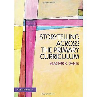 Storytelling in het hele primaire curriculum