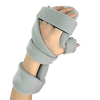 قابل للتعديل كسر المعصم اليد ثابت إصبع الإصبع مصححة أو كبار السن السكتة الدماغية hemiplegic معدات التدريب على إعادة التأهيل