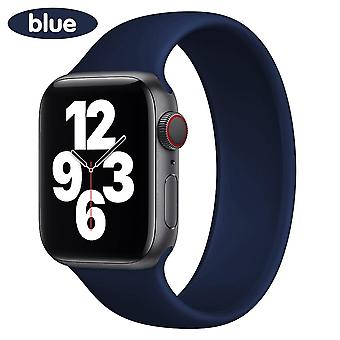 Solo Strap For Apple Watch Silicone Elastic Band
