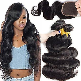 Beumax Hairs 10a Brasiliano 100% Unprocessed Virgin Weave Hair