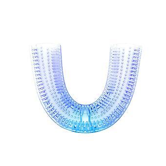 360 astetta ultraääni sähköhammasharja automaattinen U-tyypin hammasharja