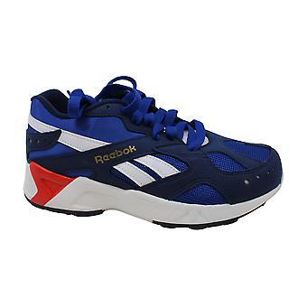 Reebok Unisex-aikuinen AZTREK Sneaker Kollegiaalinen laivasto / Royal 4 M US