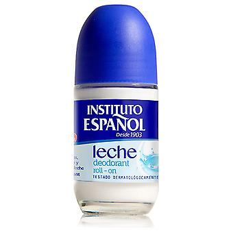 Instituto Español Deodorant Melk En Vitaminen Roll On 75 ml