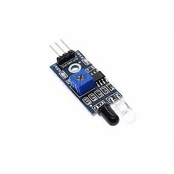 مصغرة جهاز استشعار كاشف التبديل Dc 5-36v Led Pir الأشعة تحت الحمراء وحدة استشعار الحركة