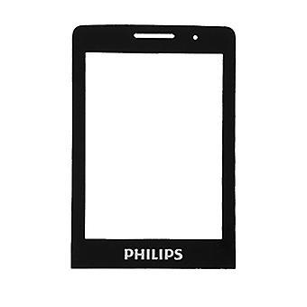 Glasskærm til Philips Xenium E570 E571 / X5500 Glaslinse