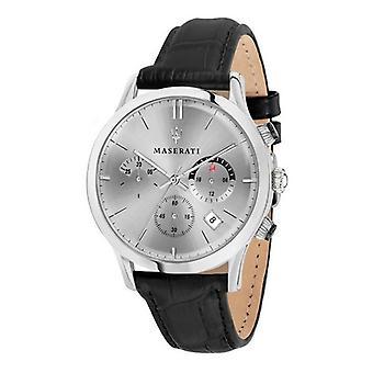 Reloj para hombre Maserati R8871633001 (42 mm) (Ø 42 mm)