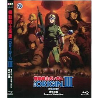 Mobile Suit Gundam: Ursprung III - Dawn of Rebellion [Blu-ray] USA import