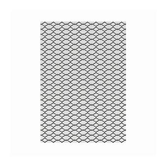 Couture Creations 5x7 tums prägningsmapp - Kedjelänk