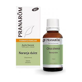 Orgaaninen makea oranssi eteerinen öljy 30 ml