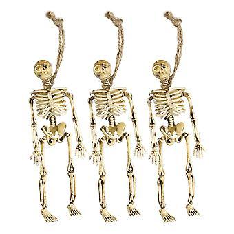 De decoraties van het skelet gehangen Halloween