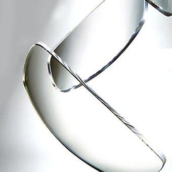 Prescripción óptica, resina uv Asférica Asférica de visión única, lentes