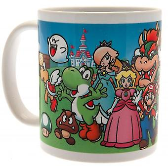 Super Mario Mug Personnages