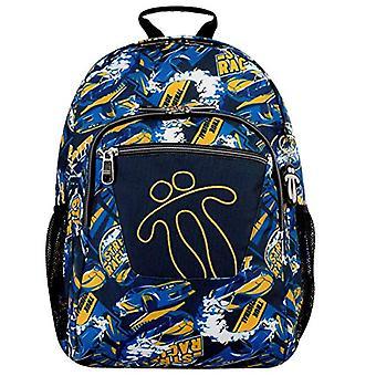 TOTTO Mochila Acuareles Casual Backpack 40 centimeters 25 Multicolor (Multicolor)(1)