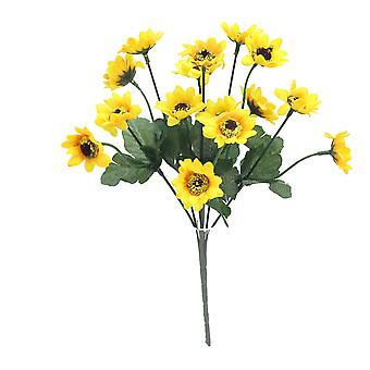 5Pcs artificial flower simulation dried flower  fake flower