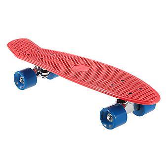 22 Inch skateboard cruiser board pu wheels skate complete deck