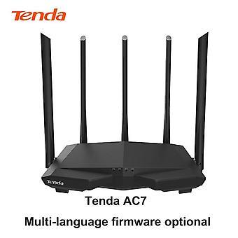 Tenda AC7 Wireless Wifi Routers 11AC 2.4Ghz/5.0Ghz 5*6dbi Antennas APP Manage Wireless Routers