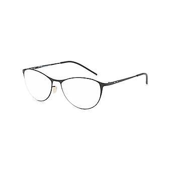 Italia Independent - Accessories - Glasses - 5203A-009-000 - Women - Schwartz
