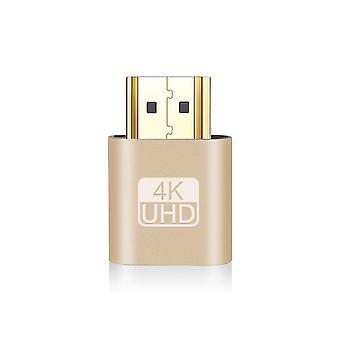 Hdmi-kompatibler Virtual Display Ddc Edid Dummy Stecker