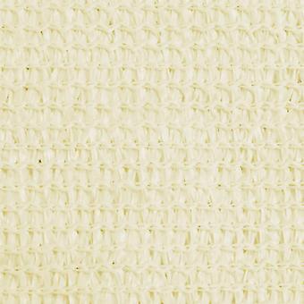 tenda vidaXL 160 g/m² Crema 4,5x4,5 m HDPE