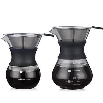 One-piece Coffee Drip Pot