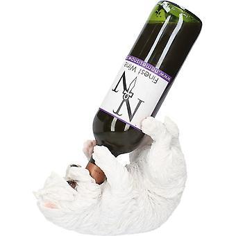 West Highland Terrier Wine Bottle Holder