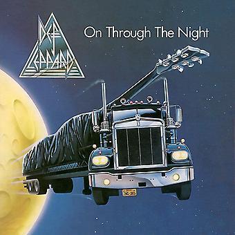Def Leppard - On Through The Night Vinyl
