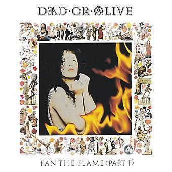 Dead Or Alive - The Flame (Del 1) Vit Vinyl
