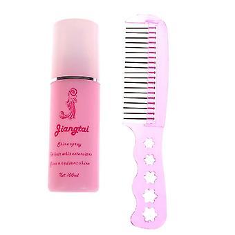 Perukvårdslösning, Spray hårskydd