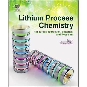 Lithium proces chemie door Alexandre Chagnes