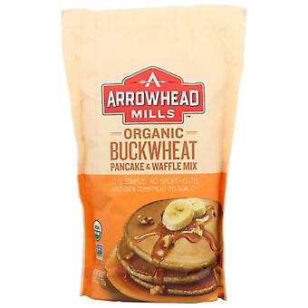 Arrowhead Mills Mix Pncke Bckwht, Case of 6 X 26 Oz