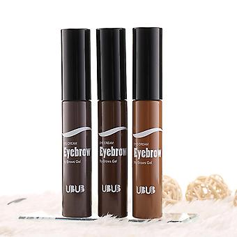 Ubub Eyes Makeup Gel Professional Waterproof Eyebrow Mascara Cream Eyebrow Gel